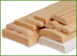 Mouldings for doors/windows