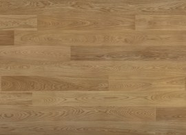 Solid oak floorboards
